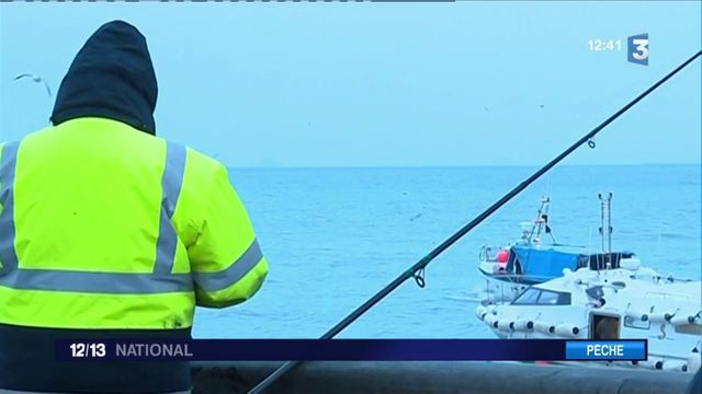 Pas-de-Calais : les pêcheurs protestent contre la pêche électrique