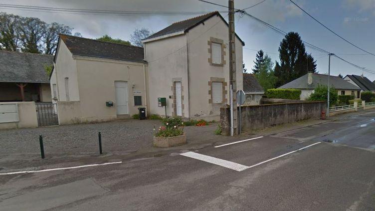 Capture écran Google Maps de la commune de Malville (Loire-Atlantique). (GOOGLE MAPS)