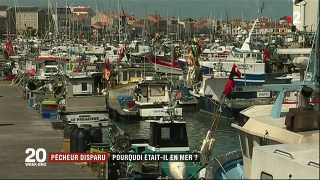 Sables-d'Olonne : les questions autour du pêcheur disparu