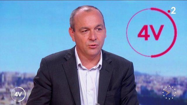 """Réformes : """"Il n'y a pas de place pour un débat sur les retraites aujourd'hui"""", affirme Laurent Berger"""