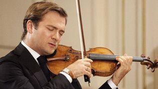 Le violoniste star Renaud Capuçon.  (Dieter Nagl / AFP)