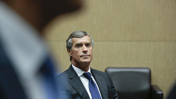 L'ancien ministre du Budget, Jérôme Cahuzac, lors d'une audition à l'Assemblée nationale, le 23 juillet 2013. (MAXPPP)