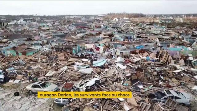 Bahamas : paysages de désolation à Marsh Harbour