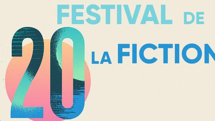 Affiche du festival de la Fiction de la Rochelle  (DR)