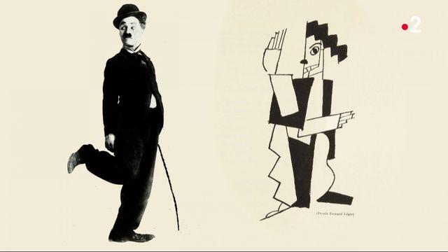 Exposition : quand Charlie Chaplin inspirait les artistes de son époque