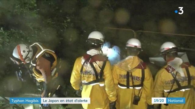 Coupe du monde de rugby  : Le typhon Hagibis a frappé le Japon