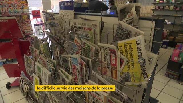 Maisons de la presse : la fin d'une époque