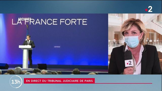 Affaire Bygmalion : Nicolas Sarkozy entendu au tribunal judiciaire de Paris