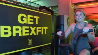 La salle de sport Brexfit au Royaume-Uni (FRANCE 2)