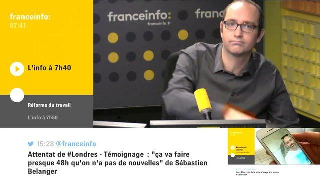 """Code du travail - Fuite d'un document dans la presse : """"Je n'y crois pas"""" dit Laurent Berger (CFDT)"""