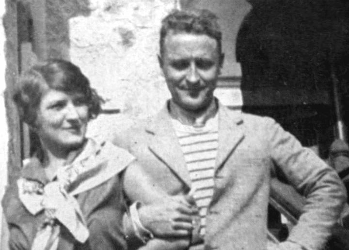 Sccot et Zelda Fitzgerald  (DR)