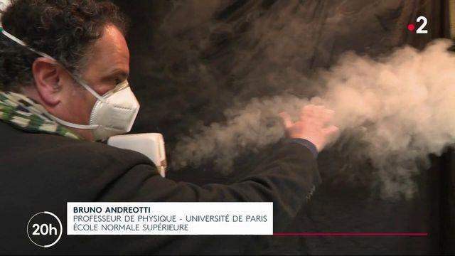 Déconfinement:des pistes pour retirer les masques sanitaires ?