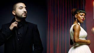 Ibrahim Maalouf et China Moses  (Denis Rouvre et Benoït Peverelli)