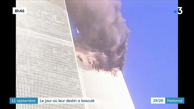 Attentats du 11-Septembre : rescapés, ils témoignent sur ce jour où leur destin a basculé