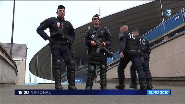 L'Euro 2016 s'ouvre sous haute surveillance