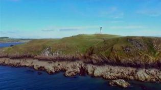 Écosse : la légende macabre de l'île de Little Ross (FRANCE 2)