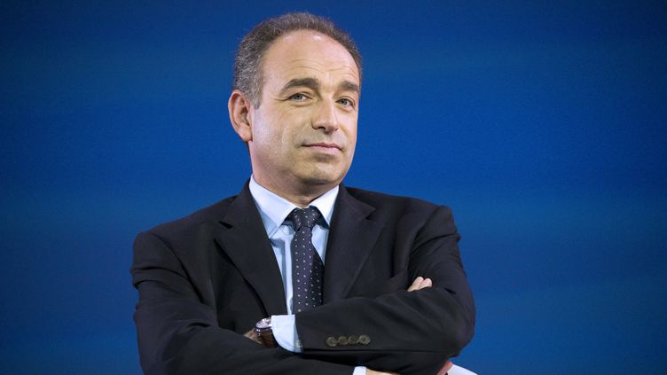 Le président de l'UMP, Jean-François Copé, le 13 mars 2012 à Paris. (LIONEL BONAVENTURE / AFP)