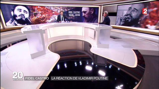 """Bernard Kouchner : """"À l'époque, Fidel Castro était un héros"""""""