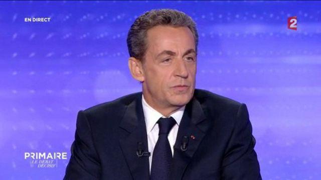 """""""C'est une honte"""" s'emporte Sarkozy après une question sur les accusations de Ziad Takieddine"""