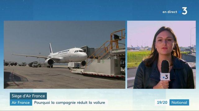 Air France : la compagnie accuse le TGV de lui faire perdre de l'argent