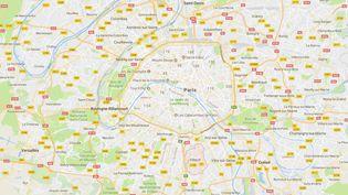 L'opération s'est déroulée à Villejuif (Val-de-Marne), dans le sud de Paris. (GOOGLE MAPS)