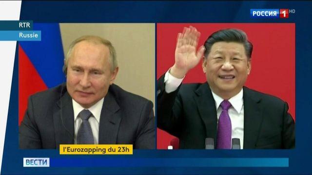 Eurozapping : hommage aux victimes du London Bridge ; un gazoduc entre la Russie et la Chine