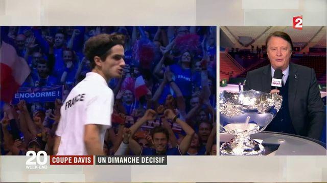 Coupe Davis : les deux numéros 1 face à face