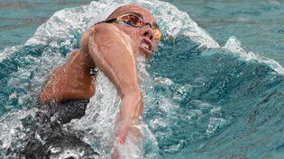 Lara Grangeona troqué les bassins, où elle était spécialiste du 400 m 4 nages et du 200 m papillon, pour l'eau vive en 2017. Avec succès comme l'illustrent ses trois podiums européens. (YOANN CAMBEFORT / MARTI MEDIA / AFP)
