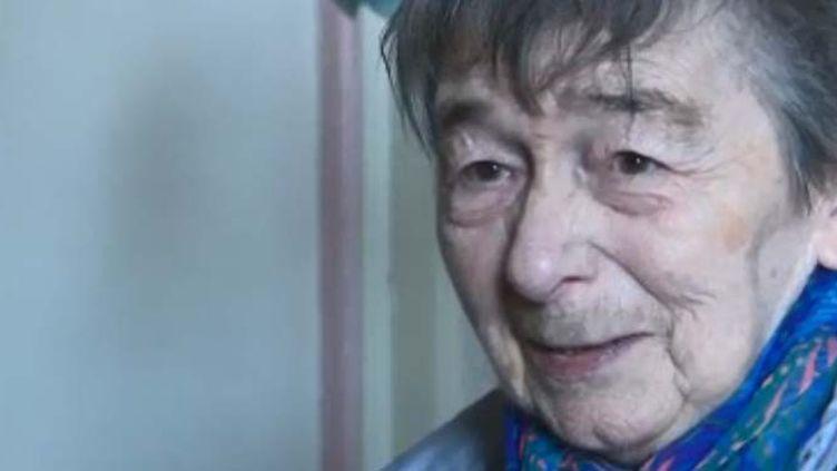 Une personne âgée (France 3)
