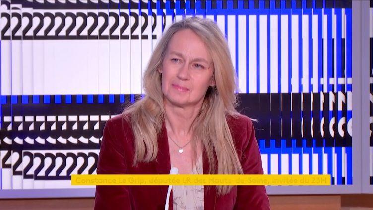 Constance Le Grip (LR) (franceinfo)