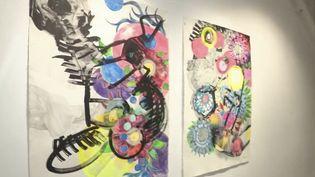 Culture : le marché de l'art résiste à la crise du Covid (FRANCE 3)