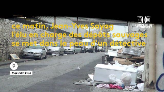 Environnement : le sale business des déchets à Marseille