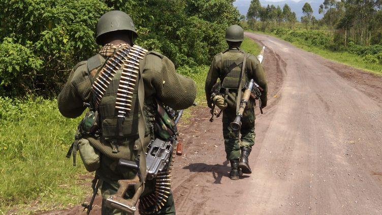 Près d'un million de Tutsis et de Hutus modérés ont été tués, entre avril et juillet 1994. (KENNY KATOMBE / X03393)