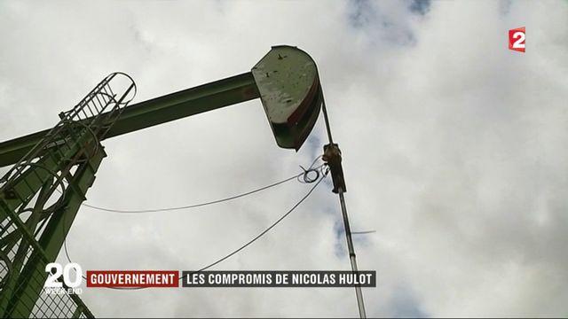 Gouvernement : les compromis de Nicolas Hulot