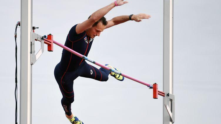 Renaud Lavillenie va-t-il pouvoir s'envoler vers une seconde médaille d'or olympique ? (PHILIPPE MILLEREAU / DPPI MEDIA)