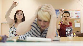 En France, 700 000 enfants sont victimes de harcèlement à l'école. (THOMAS KOEHLER / PHOTOTHEK / GETTY IMAGES)