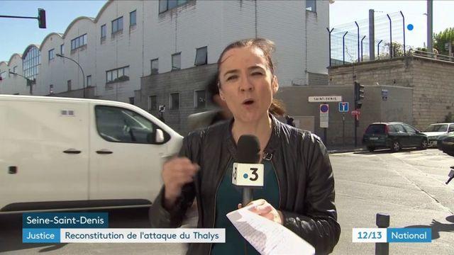 Justice : l'attentat déjoué du Thalys va être reconstitué