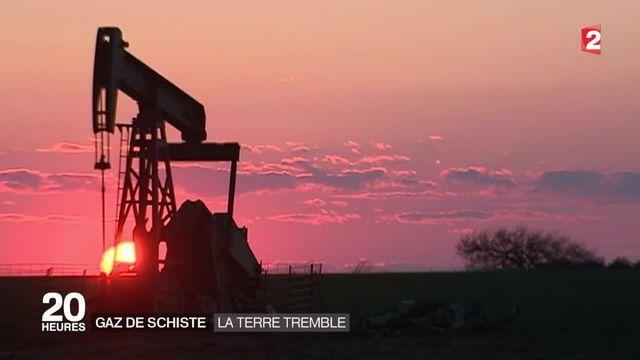 États-Unis : des tremblements de terre à cause de l'exploitation du gaz de schiste et du pétrole