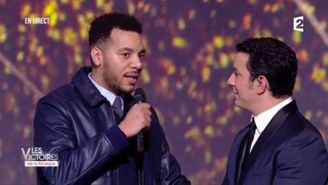 """Victoires de la musique : """"On est tous des Théo"""""""