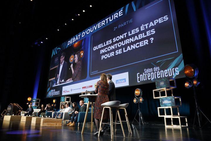 Salon des Entrepreneurs 2019 (© Denis-Fabien CORLIN, Sebastien FERRARO & Xavier CHABERT)