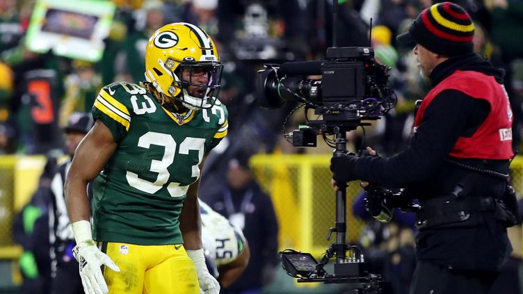 La NFL signe un contrat record pour la diffusion de ses rencontres (GREGORY SHAMUS / GETTY IMAGES NORTH AMERICA)