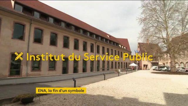 Emmanuel Macron a acté la fermeture de l'ENA, une nouvelle école verra le jour en 2022