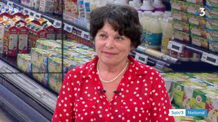 Michèle Rivasi, député européenne EELV (France 3)