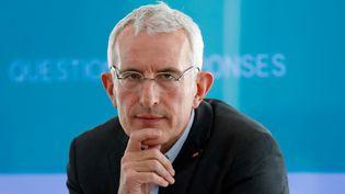 (Guillaume Pepy, le patron de la SNCF, va maintenant devoir attendre la réponse des syndicats © REUTERS / Benoit Tessier)