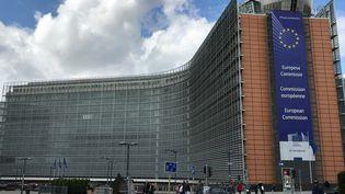 La Commission européenne, à Bruxelles, le 9 mai 2019. (NOÉMIE BONNIN / FRANCE-INFO)