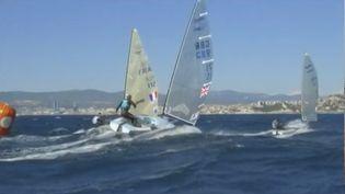 La rade de Marseille s'apprête à recevoir les compétitions de voile lors des jeux olympiques de 2024. (FRANCE 3)