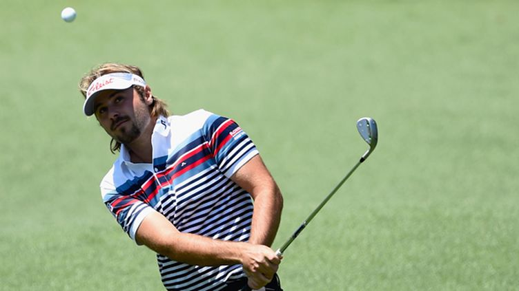 Victor Dubuisson  (HARRY HOW / GETTY IMAGES NORTH AMERICA)