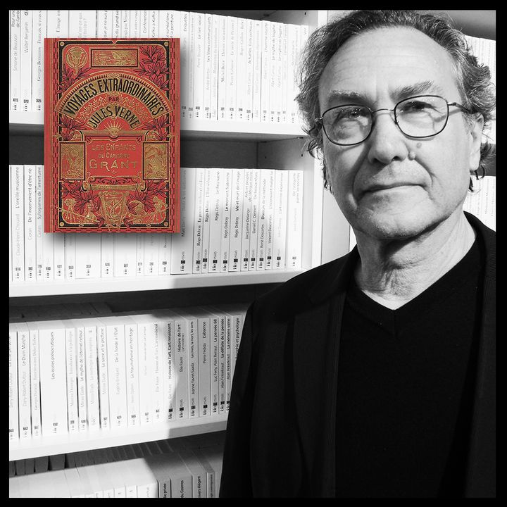 Pierre Péju, écrivain  (Laurence Houot / Culturebox)