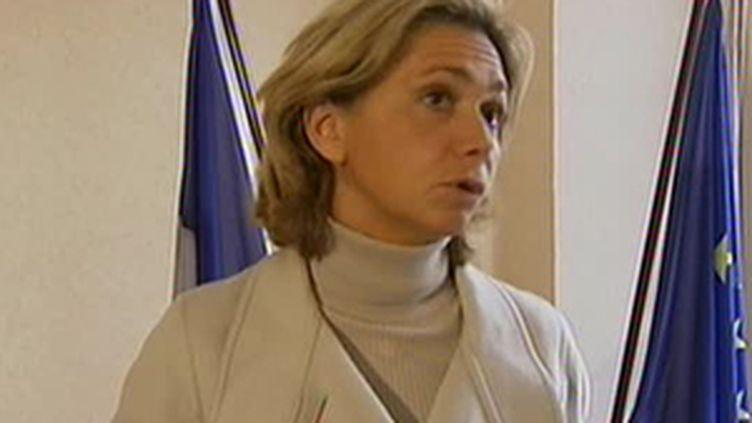 Valérie Pécresse entend faire mentir les sondages. (France 3)
