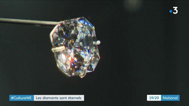 Paris : les diamants à l'honneur dans une incroyable exposition